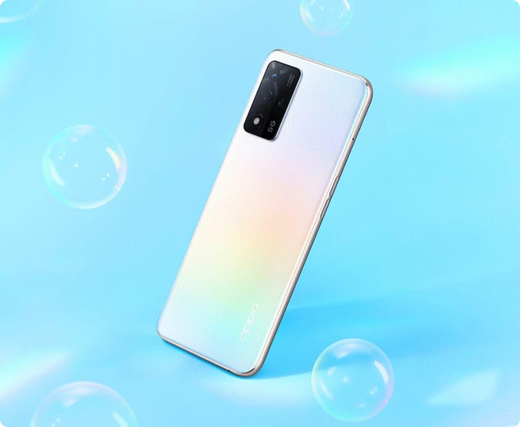 Oppo A93s 5G Design