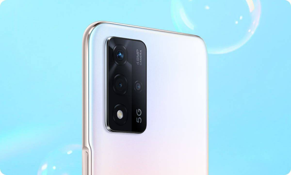 Oppo A93s 5G Launched In China