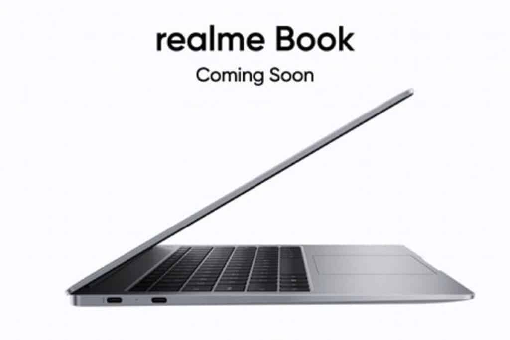 Realme Book Coming Soon
