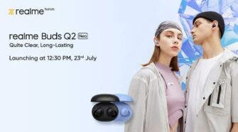Realme Buds Q2 Neo Launch In India In July