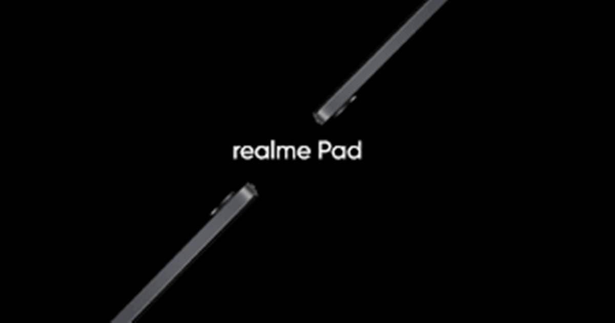 Realme Pad Leaks