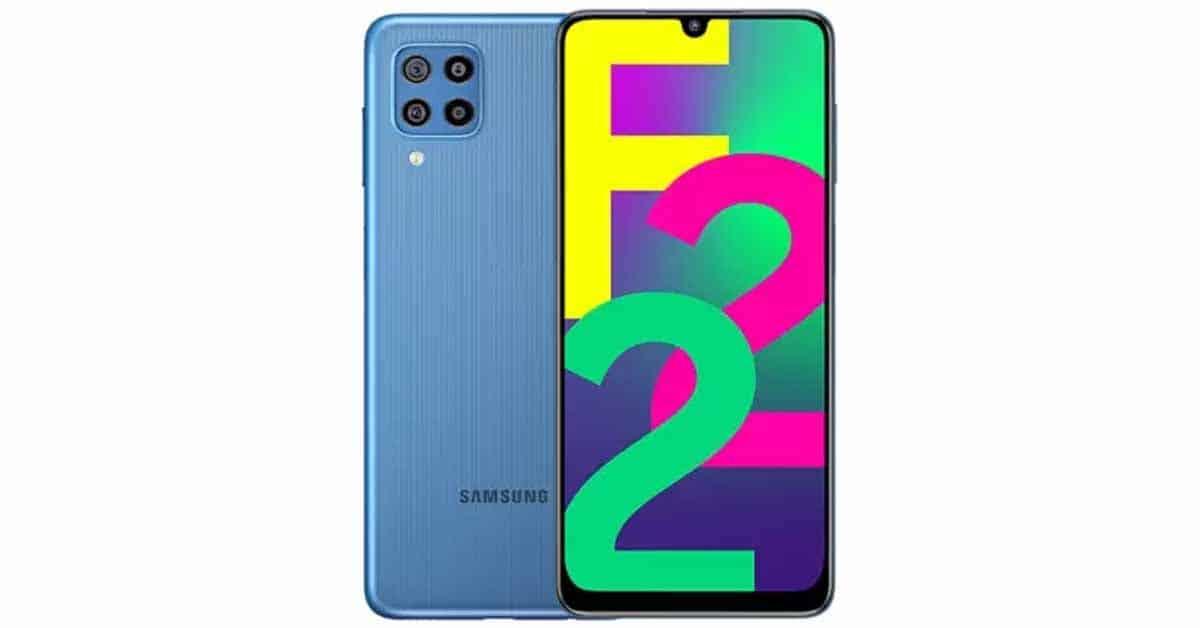 Samsung Galaxy F22 India Flipkart Launch