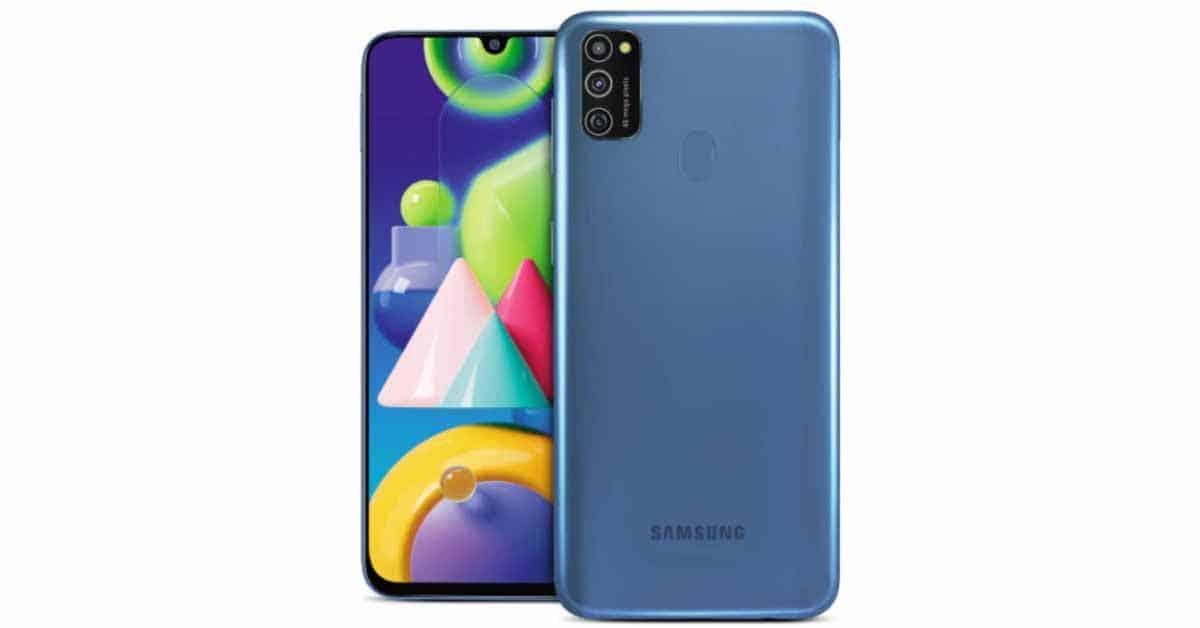 Samsung Galaxy M21 2021 India Launch