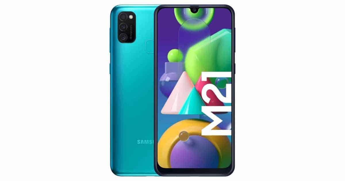 Samsung Galaxy M21 2021 India Leaked