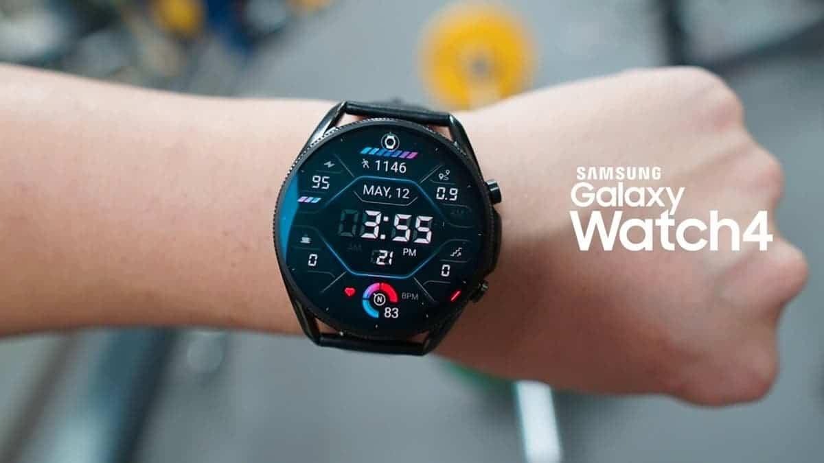 Samsung Galaxy Watch4 Series Design