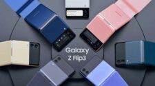 Samsung Galaxy Z Flip 3 Leaks