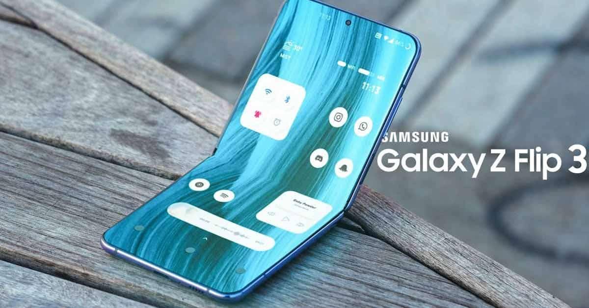 Samsung Galaxy Z Flip 3 Rumors