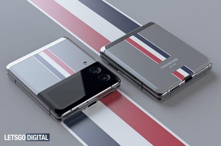 Samsung Galaxy Z Flip 3 Thom Browne Edition_5