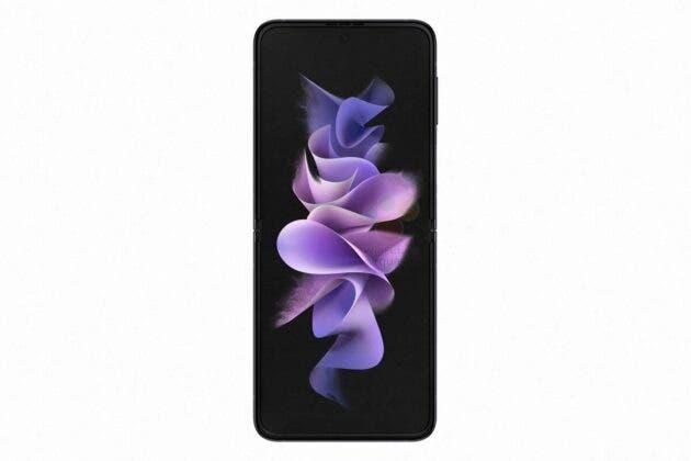 Samsung Galaxy Z Flip3 5G press renders 1
