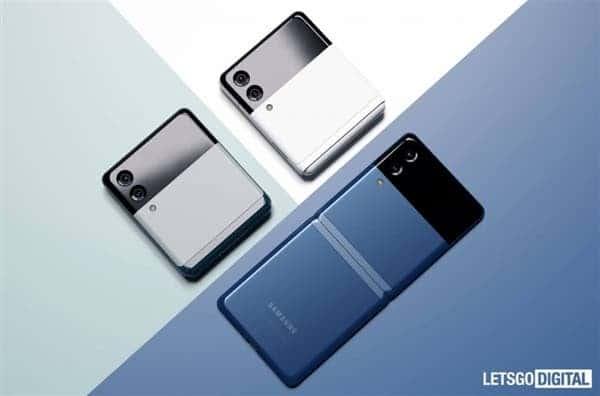 Samsung flip smartphone