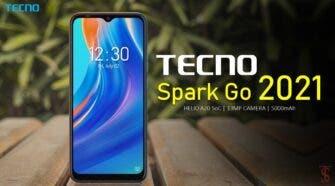 Tecno Spark Go 2021 Launched In Nigeria