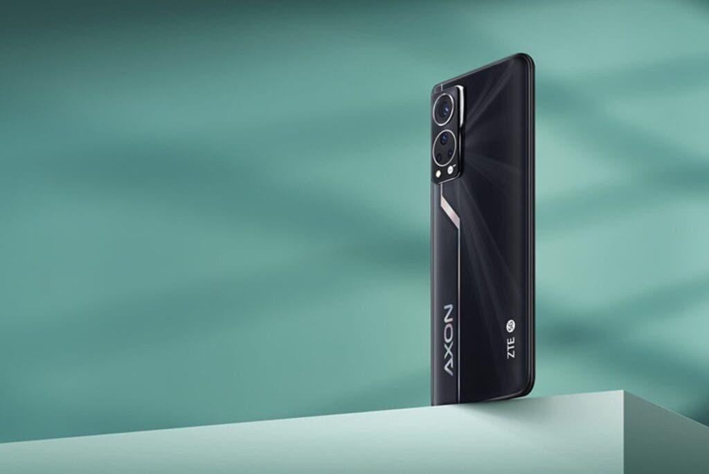 ZTE Axon 30 5G Cameras