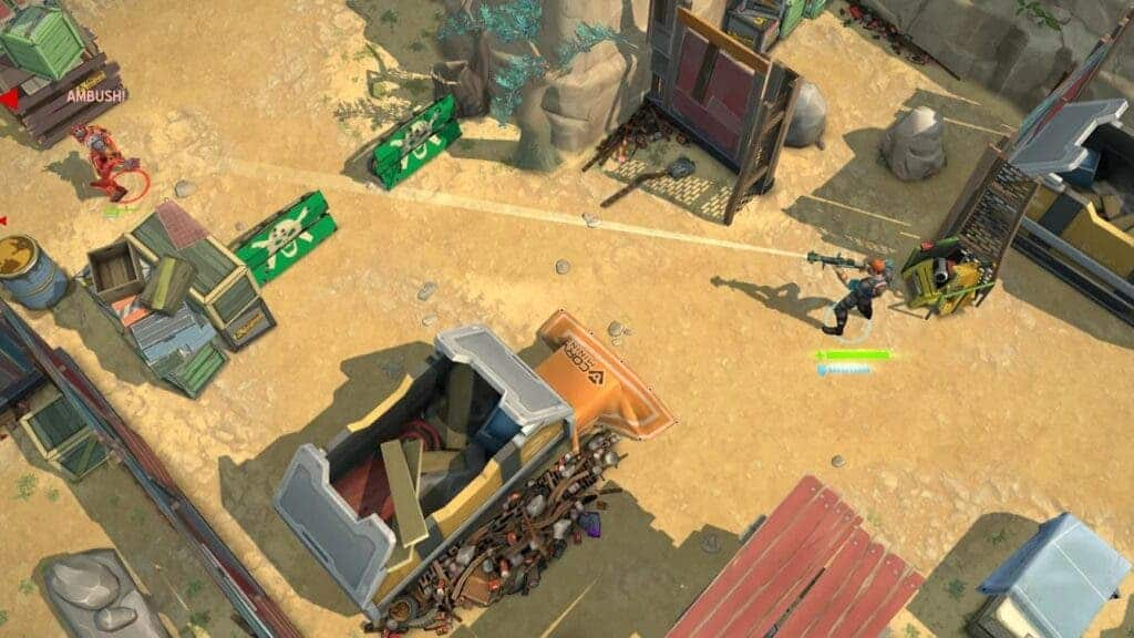 space marshals 2 best free android apps