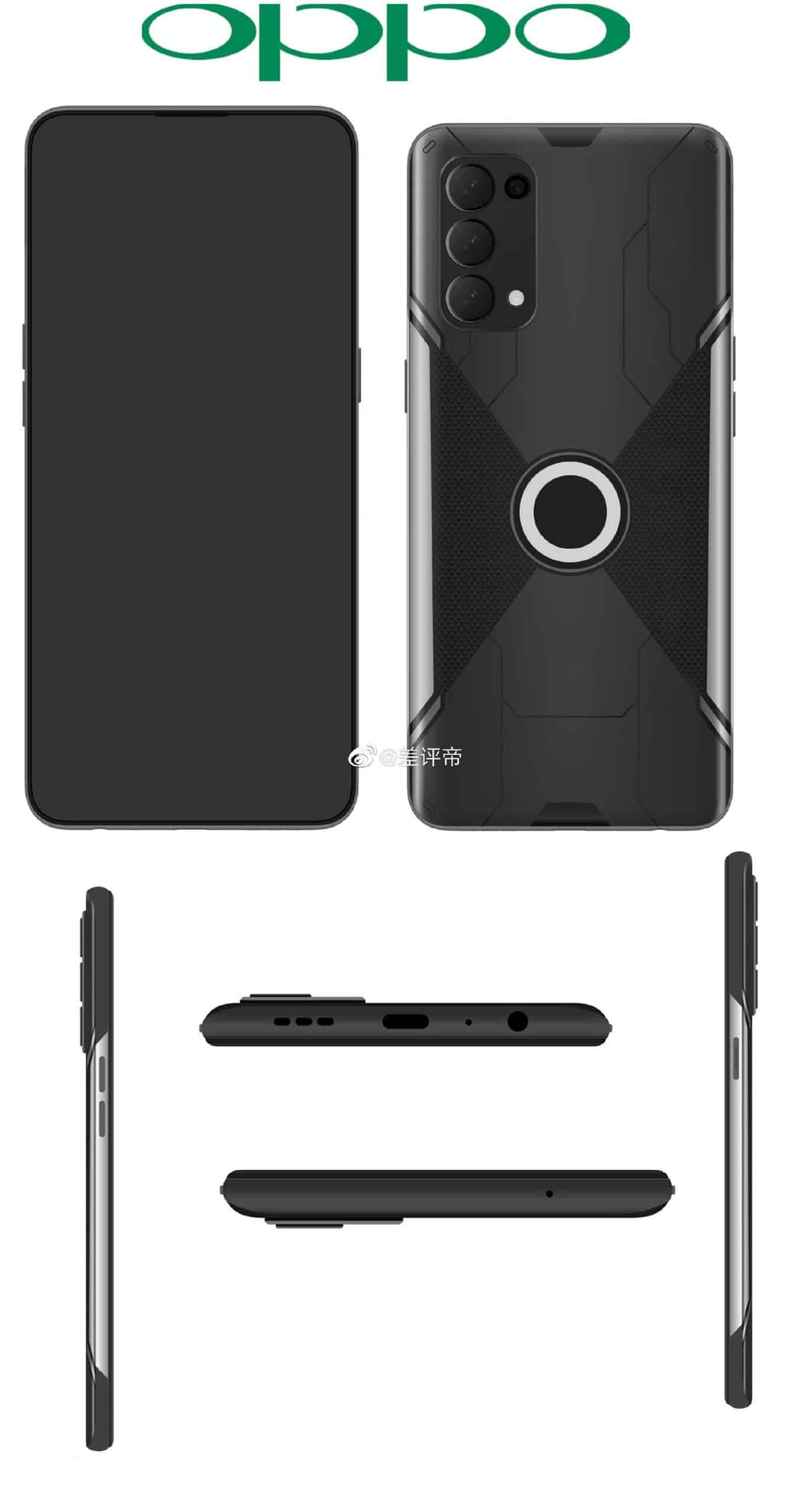 OPPO gaming smartphone