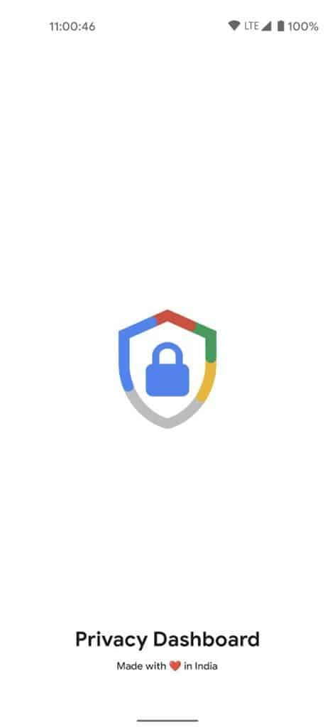 Privacy Dashboard - best free Android apps