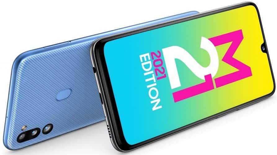 Galaxy M21 2021 Edition