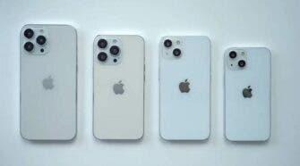 iPhone 13 Pro series Design Dummy Models