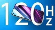 iPhone 14 120Hz ProMotion Displays
