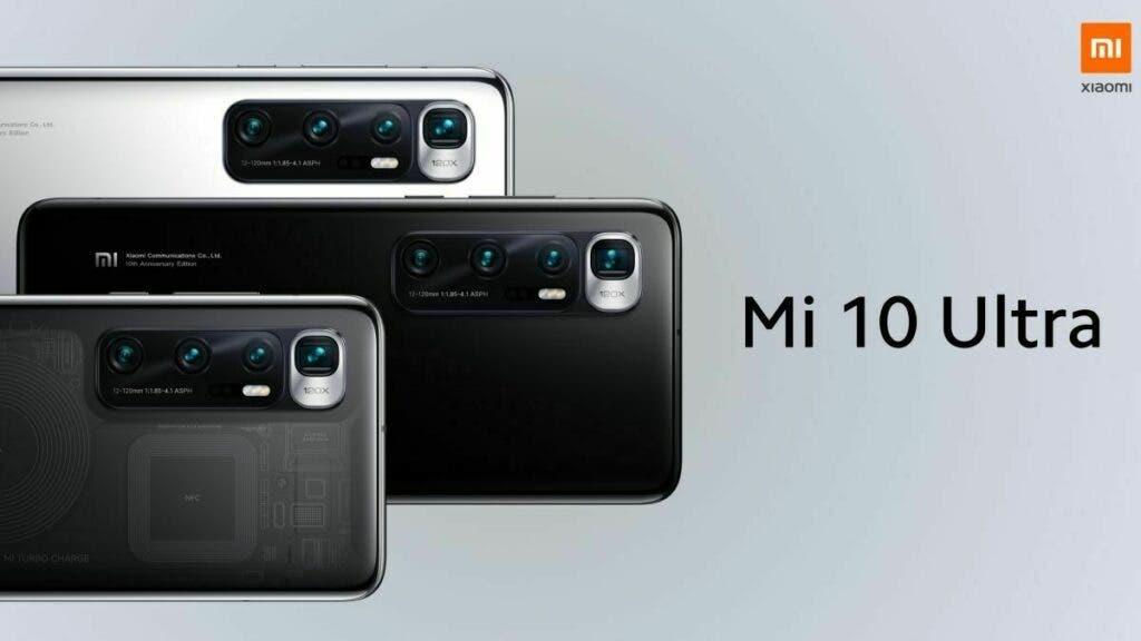 Xiaomi Mi 10 Ultra now getting MIUI 12.5.6.0 stable update