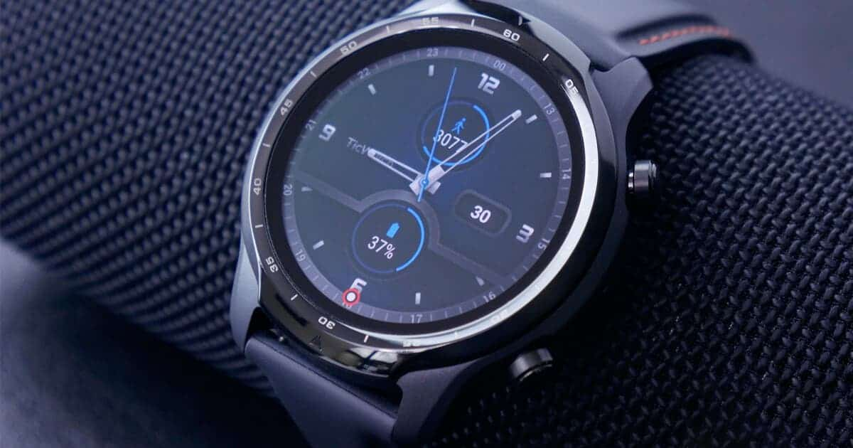 Ticwatch 3