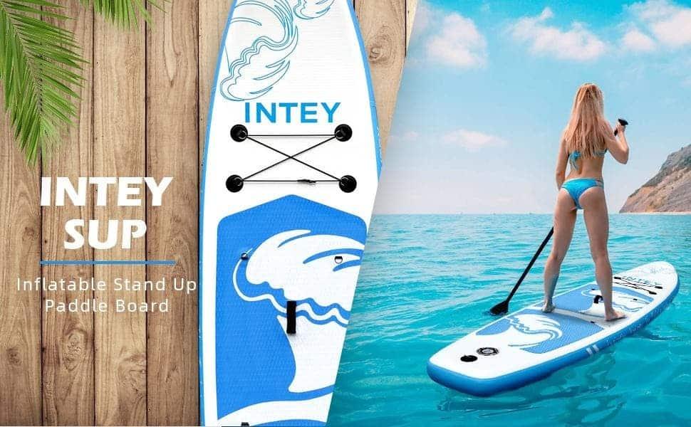 paddle board