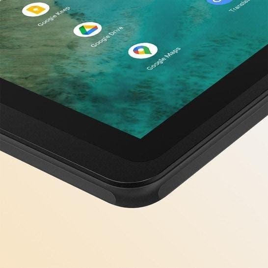 ASUS Chromebook Detachable CZ1 Edges