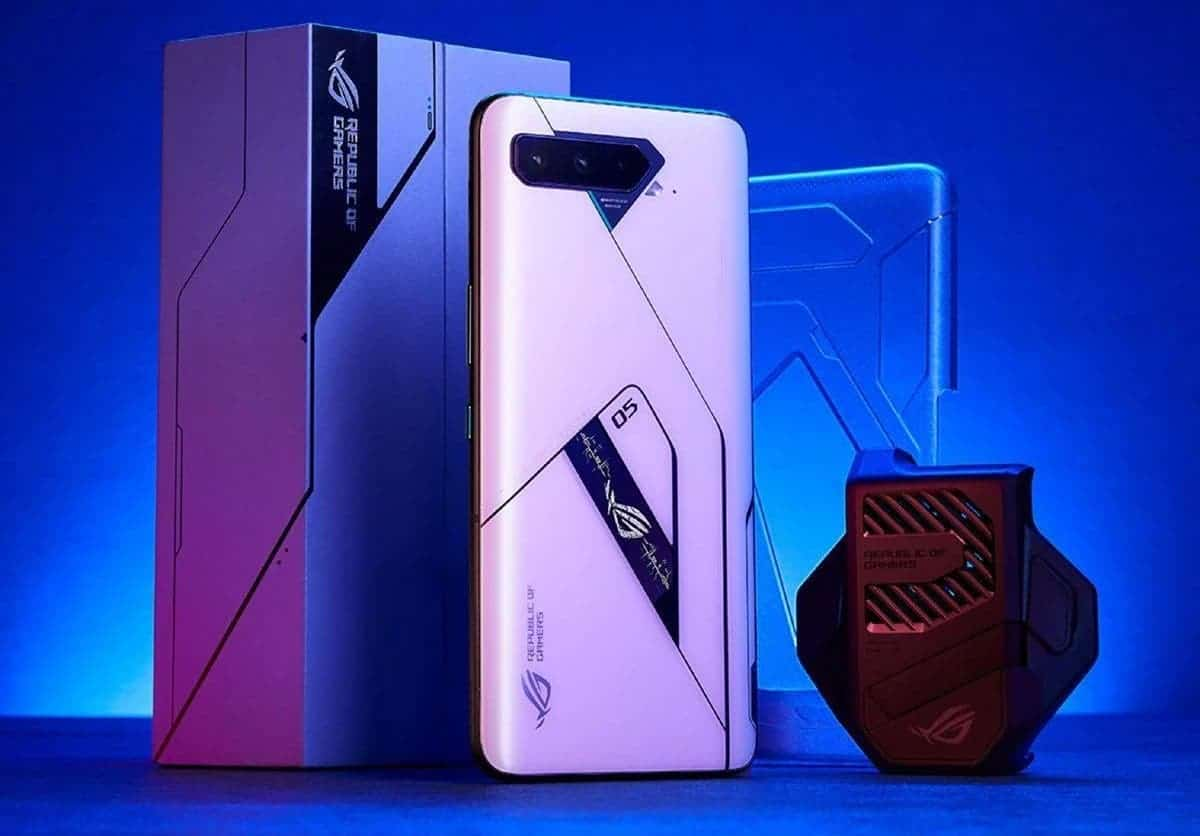 ASUS ROG Phone 5s Specifications Leaked
