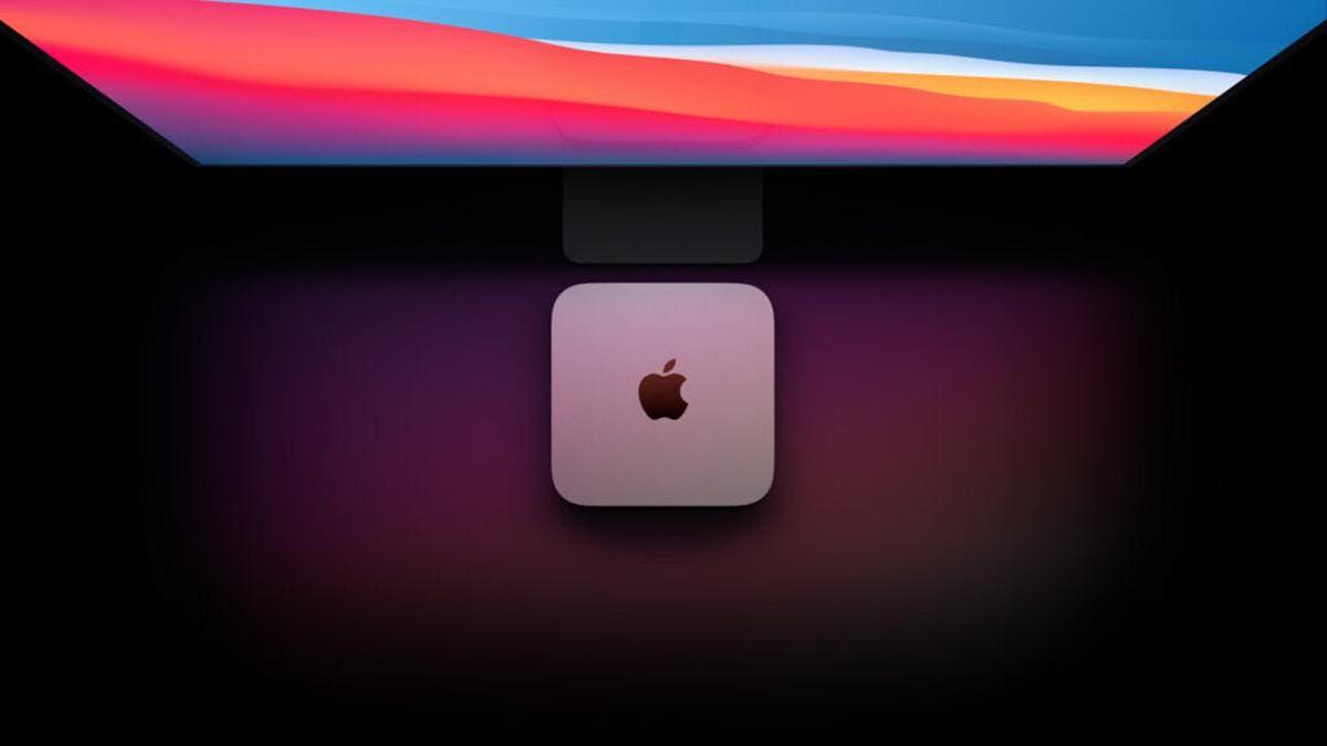Apple Mac Mini M1X Chipset