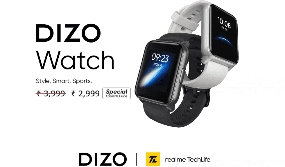 Dizo Watch Price In India