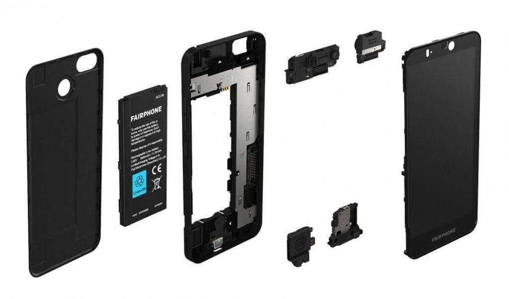 Fairphone 3 Design