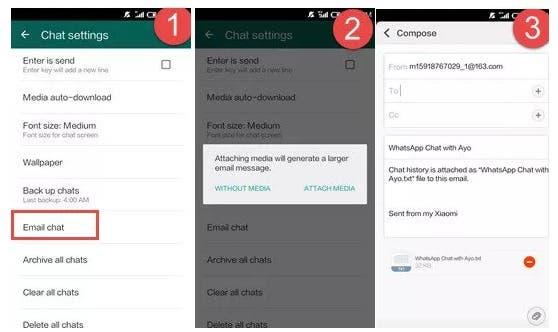 Tenorshare WhatsApp Transfer