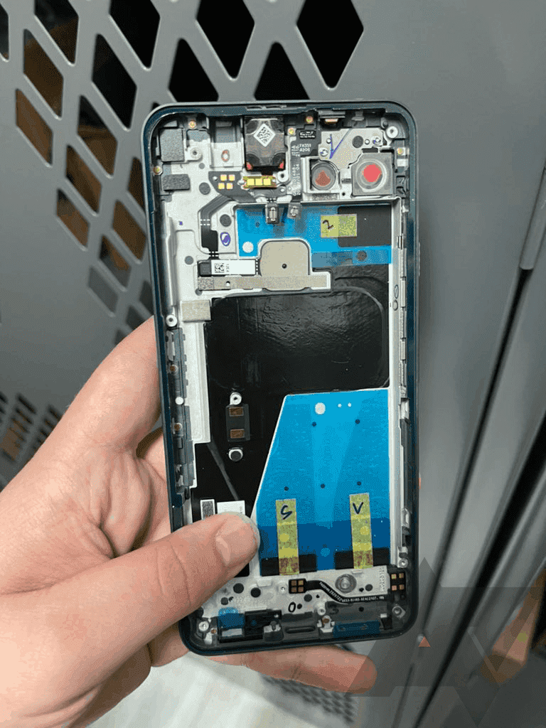Google Pixel 5a 5G Components Leak_2