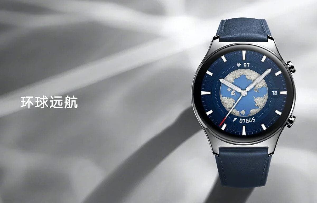 Honor Watch GS 3 Announced