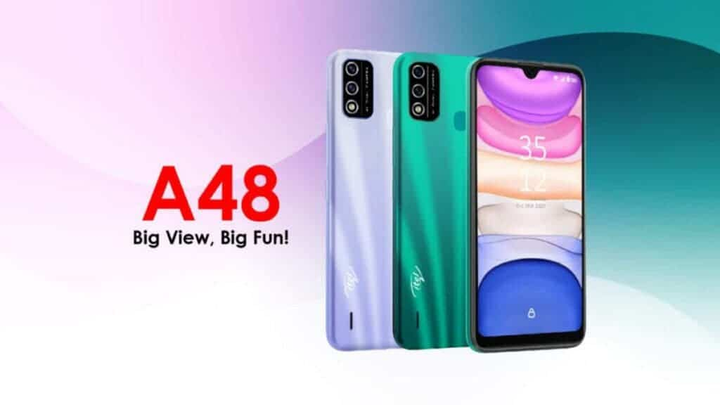Itel A48 launched In India