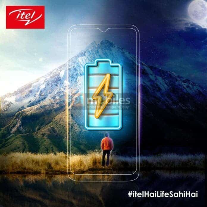 Itel Smartphone Indian Teaser Poster