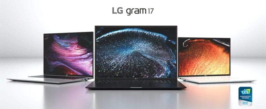 LG Gram 17 2021