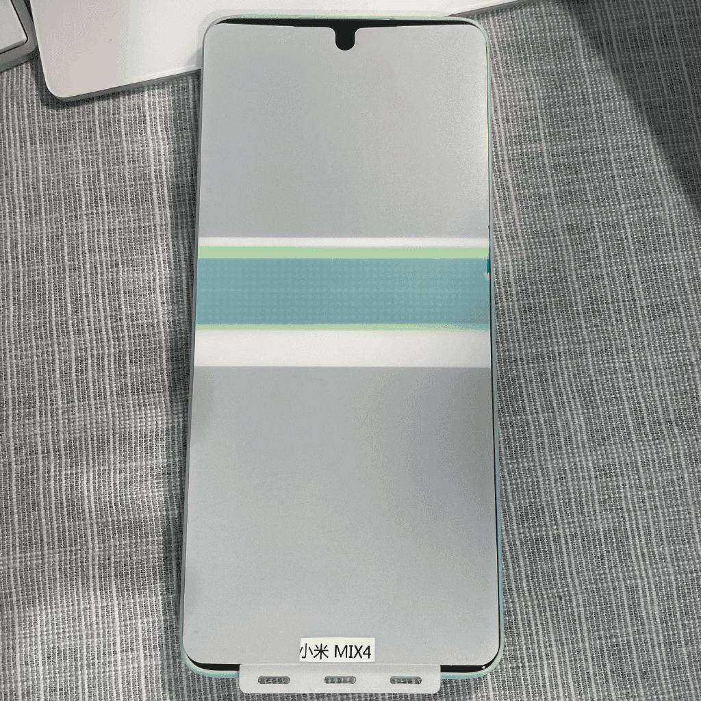 Xiaomi Mi MIX 4 protective film