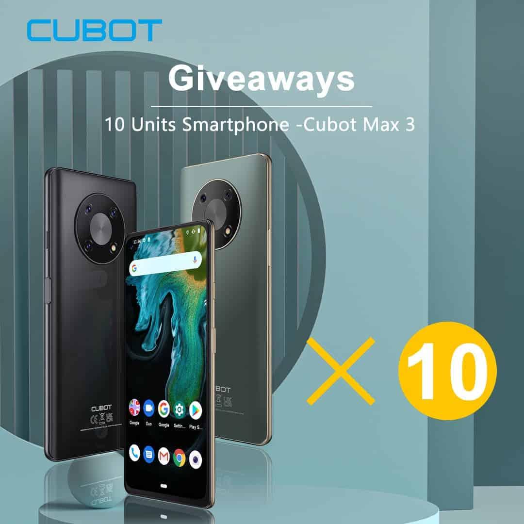 Cubot MAX 3