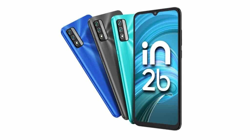 Micromax In 2B Color Options