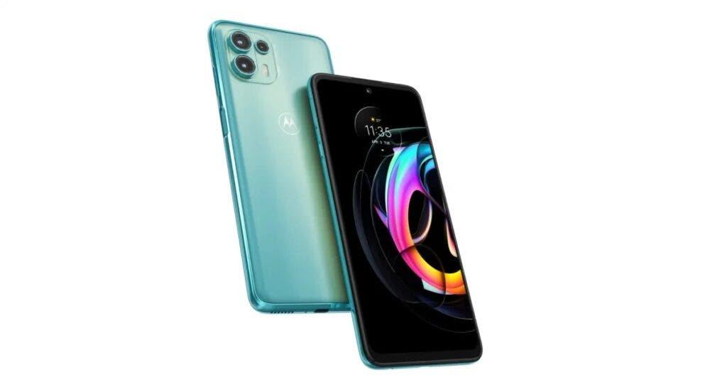 Motorola Edge 20 Fusion India