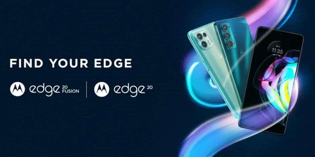 Motorola Edge 20 Fusion Launch Date In India