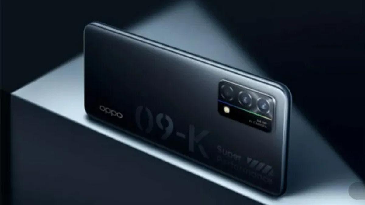 Oppo K9 Pro TENAA Listing