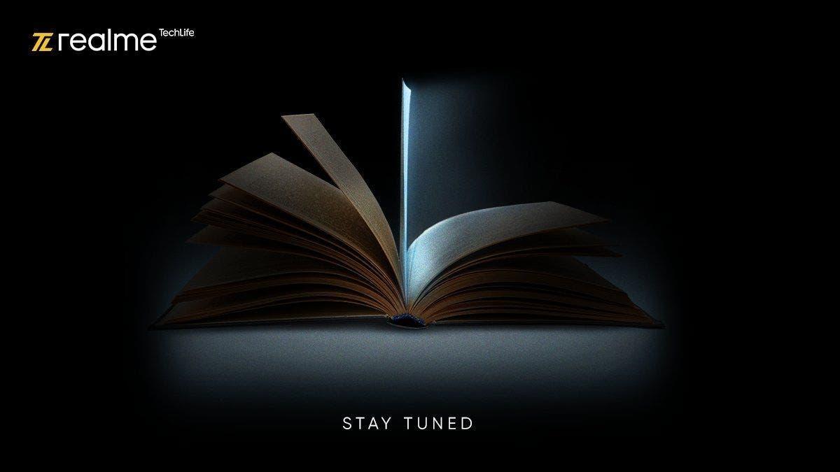Realme Book Laptop Launch Date