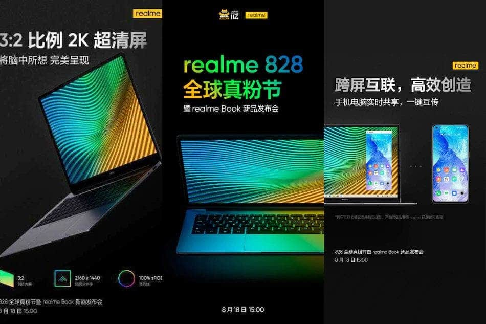 Realme Book Live Images Leaked_2
