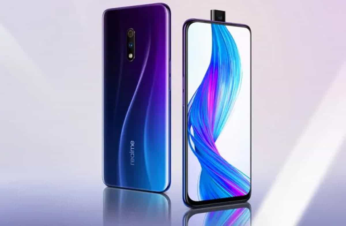 Realme X series Will be replaced by Realme GT Series