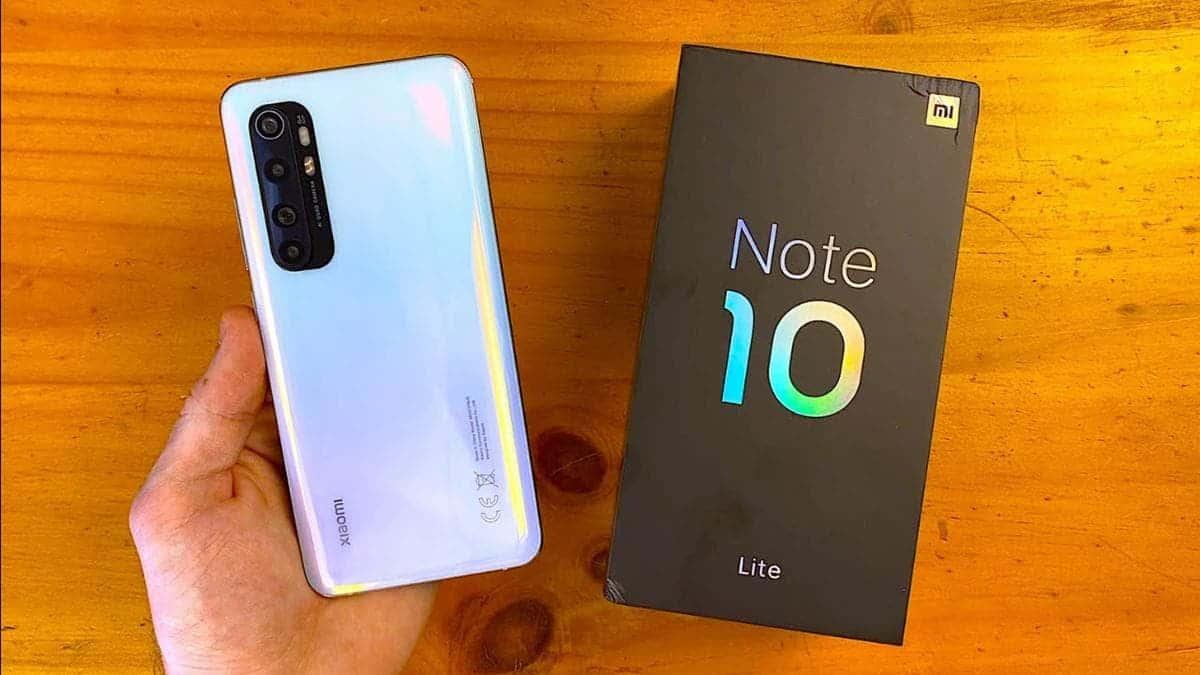 Redmi Note 10 Lite Launch In India