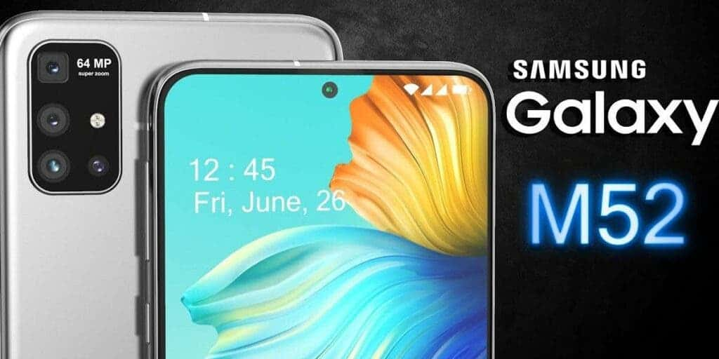 Samsung Galaxy M52 5G 8GB Geekbench