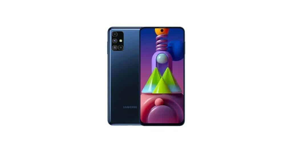 Samsung Galaxy M52 5G 8GB Launch
