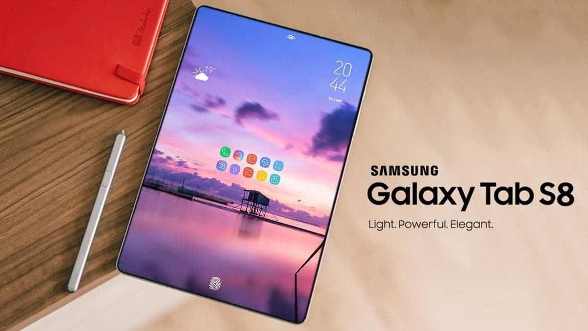 Samsung Galaxy Tab S8 Series