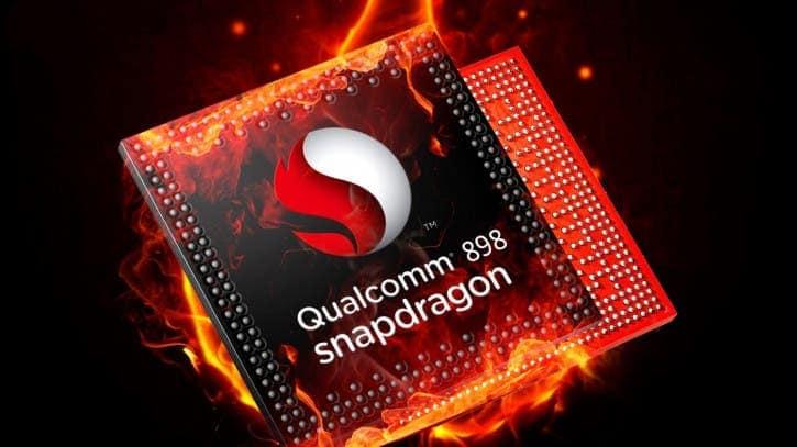 Samsung 4nm Snapdragon 898
